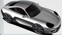 Future Porsche 911 design studies [UPDATE - 5 projects added]