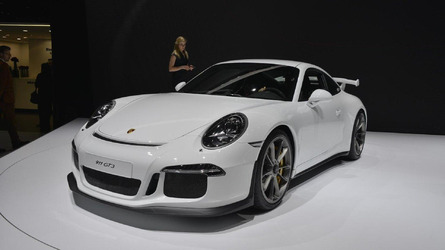 Next-gen Porsche 911 GT3 to be offered with manual and automatic
