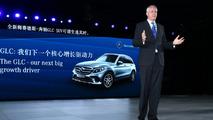 Mercedes starts assembling GLC in China