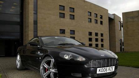 WCF Test Drive: Aston Martin DB9 Sports Pack