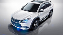 Chinese BYD reveals Tang hybrid SUV with 505 HP, already available for order