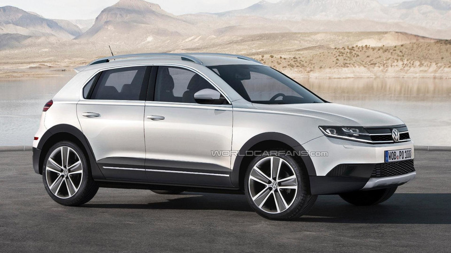 Volkswagen confirms plans for two new crossovers - report