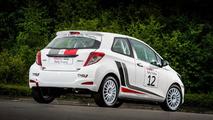 Toyota preps Yaris R1A rally car