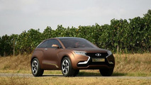 Lada XRAY concept unveiled at Moscow Motor Show