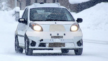 2014 Smart ForTwo mule spy photo 06.02.2013 / Automedia
