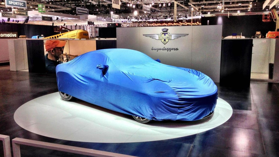 Touring Superleggera Disco Volante revealed in production guise [video]