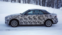2014 BMW 2-Series Convertible spy photo