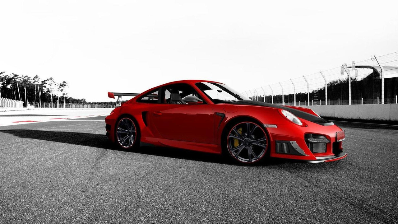 TechArt GT Street RS based on 911 GT2 RS 12.09.2011