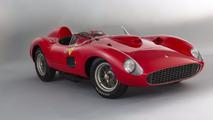1957 Ferrari 335 S Spider by Scaglietti
