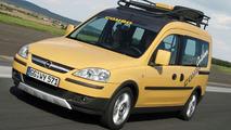 Opel Combo Outdoor Study