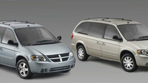2005 Town&Country and Grand Caravan