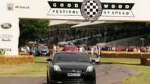 Nissan 350Z GT-S concept at Goodwood Festival