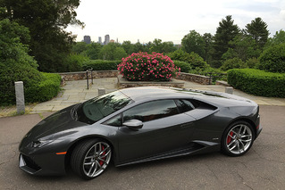 2015 Lamborghini Huracán Truly an Amazing Machine: Review