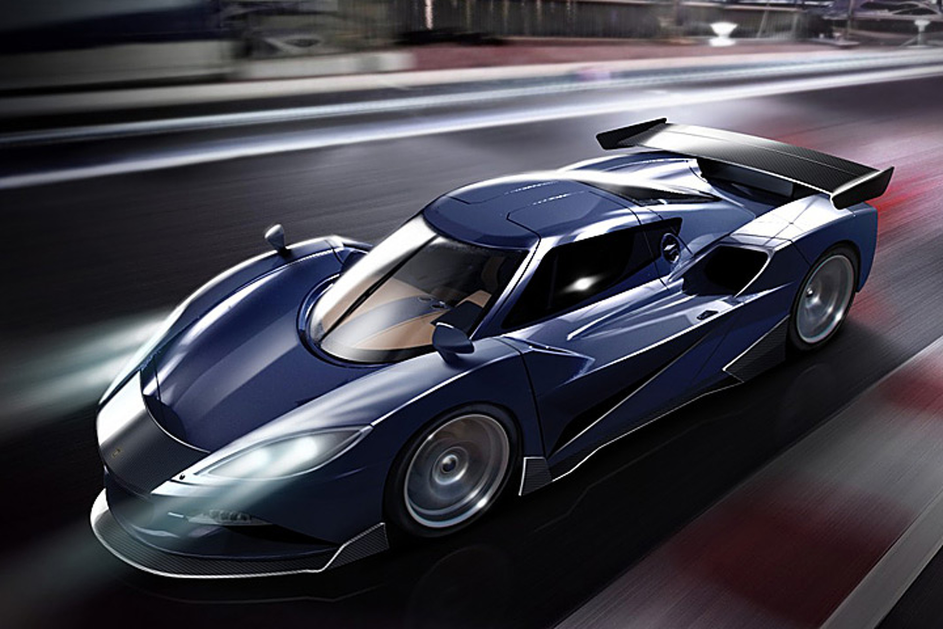 Look Out Hypercars: The 2,080-HP Arash AF10 is Coming