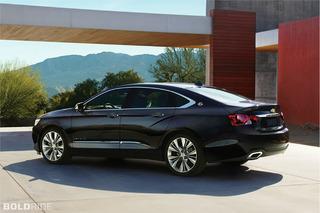 Future Ride: 2014 Chevrolet Impala