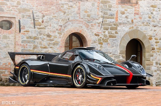 Bold Ride of the Week: Pagani Zonda Revolucion