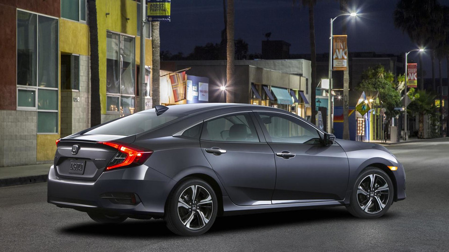 2016 Honda Civic makes video debut