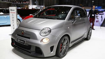 Abarth 695 Biposto rushes into Geneva as the quickest Fiat 500 ever