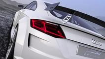 Audi TT Quattro Sport Concept