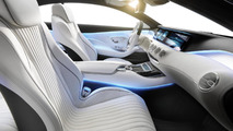 Mercedes-Benz Concept S-Class Coupe breaks cover [video]