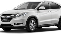 Honda to introduce an all-new compact crossover in New York