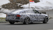 2011 Audi A7 prototype spy photo 28.06.2010