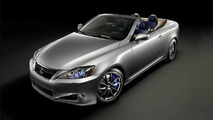 Lexus F-Sport Accessories for IS Convertible Photos Added