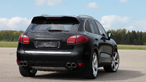 TechArt individualization program for new Porsche Cayenne II announced