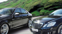 BRABUS CGI Power Upgrade for Mercedes BlueEFFICIENCY Models Announced