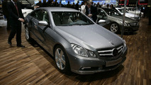 Mercedes-Benz E-Class Coupe 2010 MY