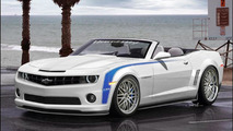 2011 Hennessey HPE700 Camaro Convertible Unveiled