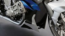 BMW Motorrad Reveals Concept 6  -  As in six cylinders