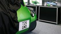Gordon Murray Reveals T.25 City Car Seating Layout