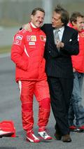 Montezemolo was already working on Schumacher comeback