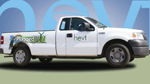 HEVT Creates Ford F-150 Plug-In Hybrid Pickup Truck