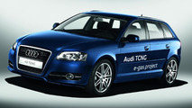 Audi A3 TCNG e-gas project 13.05.2011