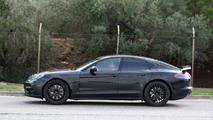 2017 Bentley Continental GT spy photo