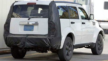Production Dodge Nitro Spy Photos
