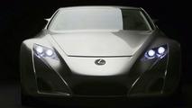 Lexus LS-F