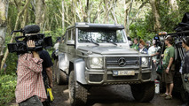 Mercedes in Jurassic World