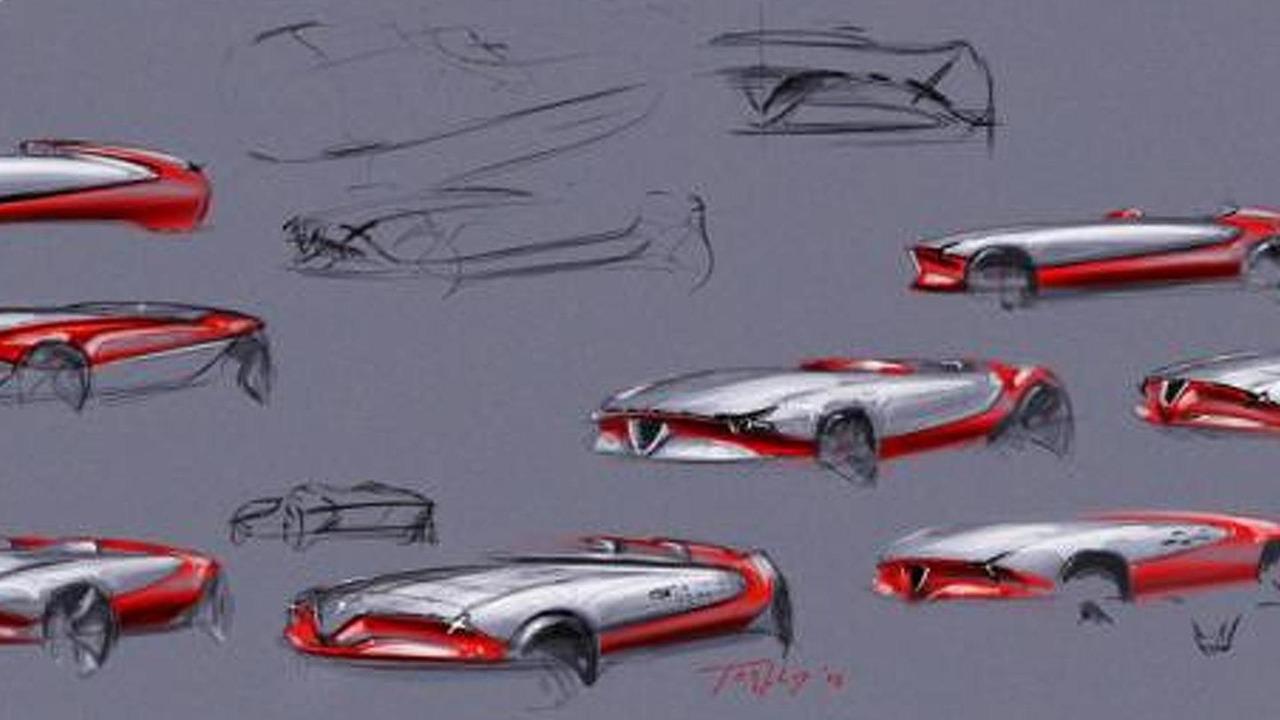 Alfa Romeo 6C Biposto Vision Gran Turismo
