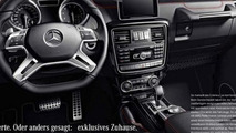 Mercedes-Benz G-Class 35 Edition introduced