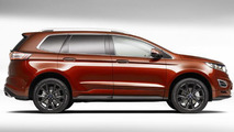 Ford Edge seven-seater (China spec)