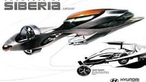 Hyundai Stratus Sprinter concept for LA Design Challenege - 1.11.2011