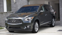 2013 Infiniti JX goes into production, US pricing announced