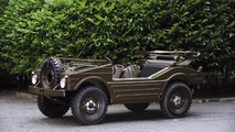 Rare 1957 Porsche military 4x4 could fetch $263,000 at auction
