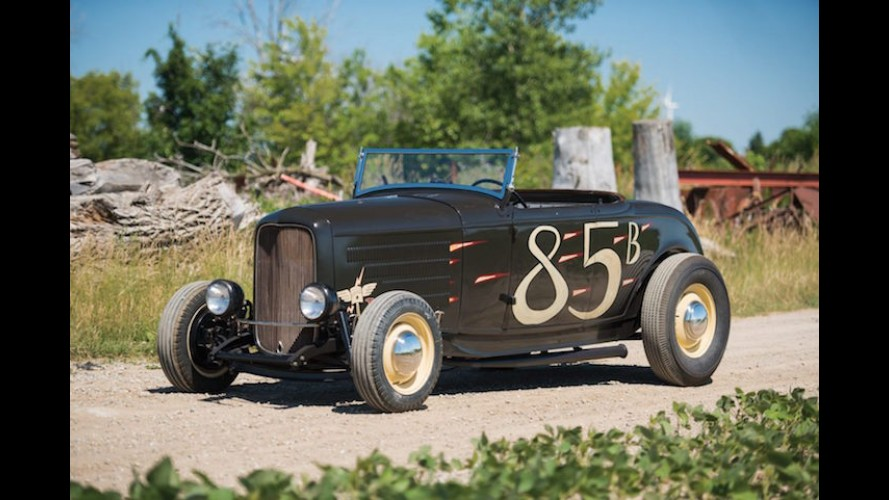 This 1932 Ford 'Hi-Boy' Roadster is Hot-Rodding Done Right