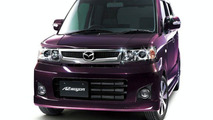 New Mazda AZ-Wagon Custom Style Series Announced (JA)