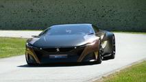 Peugeot Onyx concept 30.5.2013