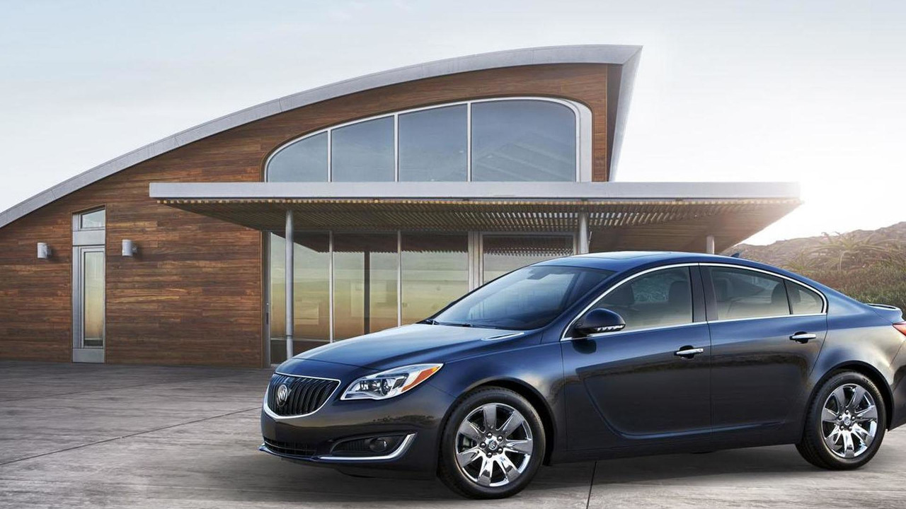2014 Buick Regal Turbo 26.3.2013